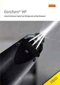 Brochure Sandvik Coromant CoroTurn HP