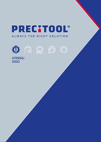 copertina catalogo precitool 2020