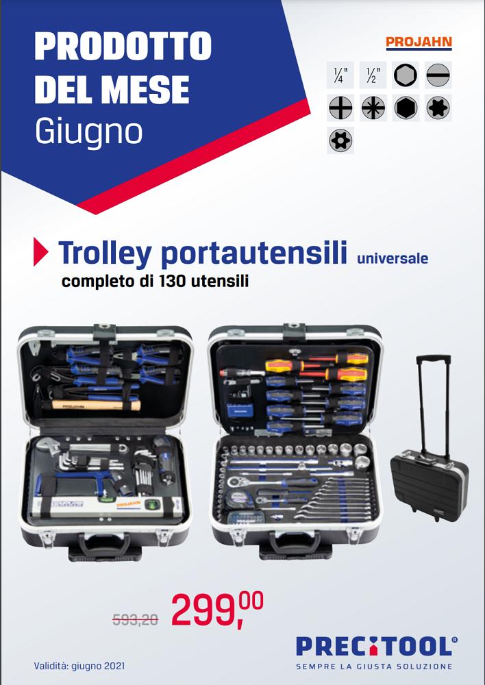 Trolley portautensili Precitool