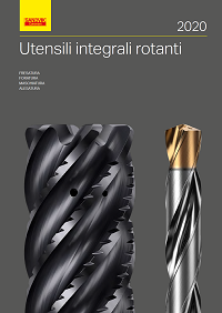 sandvik copertina catalogo utensili rotanti 2020