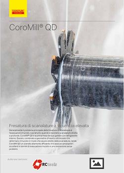 Copertina Coromill QD Sandvik Coromant