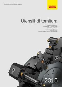 catalogo Sandvik Coromant utensili di tornitura 2015